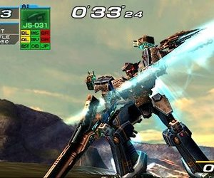 Armored Core: Formula Front Screenshots