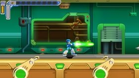 Mega Man Maverick Hunter X Screenshot from Shacknews