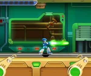 Mega Man Maverick Hunter X Files