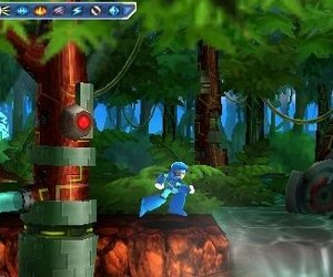 Mega Man Maverick Hunter X Screenshots