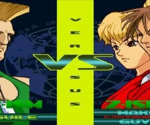 Street Fighter Alpha 3 MAX Chat