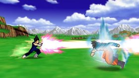 Dragon Ball Z: Shin Budokai Screenshot from Shacknews