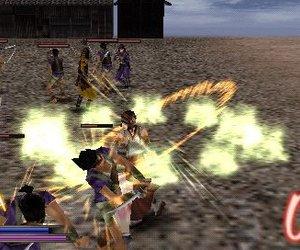 Samurai Warriors: State of War Screenshots