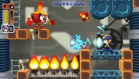 Mega Man Powered Up Screenshot from Shacknews