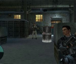 Syphon Filter: Dark Mirror Files
