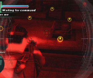 Syphon Filter: Dark Mirror Chat