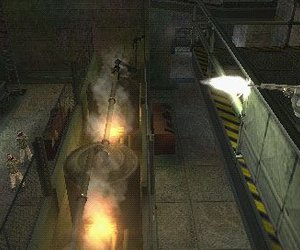 Syphon Filter: Dark Mirror Screenshots