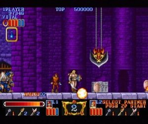 Capcom Classics Collection Remixed Screenshots
