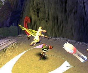 Death Jr. II: Root of Evil Screenshots