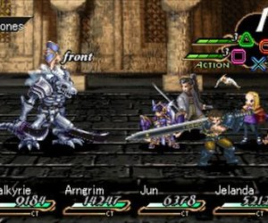 Valkyrie Profile: Lenneth Files