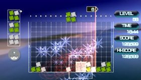 Lumines II Screenshot from Shacknews