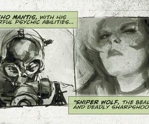 Metal Gear Solid Digital Graphic Novel Videos