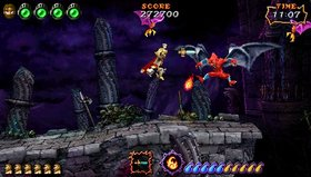 Ultimate Ghosts 'N Goblins Screenshot from Shacknews