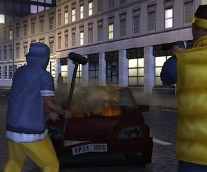 Gangs of London Chat