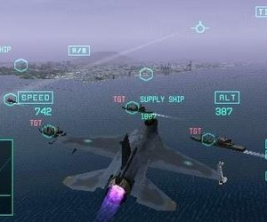 Ace Combat X: Skies of Deception Chat
