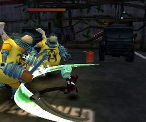 Death Jr. II: Root of Evil Chat