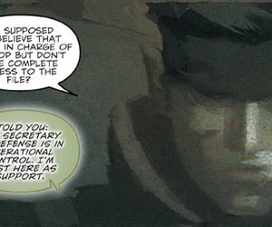 Metal Gear Solid Digital Graphic Novel Files