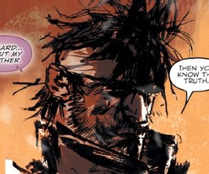 Metal Gear Solid Digital Graphic Novel Chat