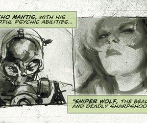 Metal Gear Solid Digital Graphic Novel Videos