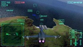 Ace Combat X: Skies of Deception Screenshot from Shacknews