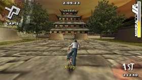 Dave Mirra BMX Challenge Screenshot from Shacknews