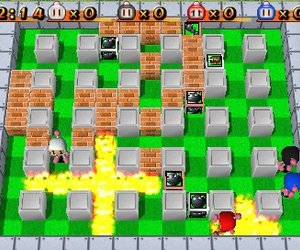 Bomberman Chat