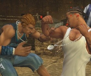 Def Jam Fight For NY: The Takeover Screenshots