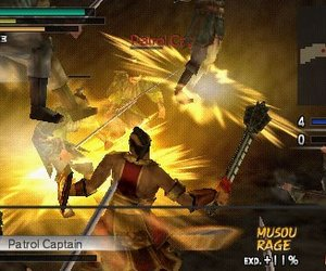 Dynasty Warriors Vol. 2 Chat