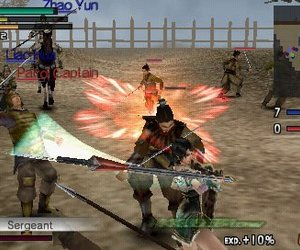 Dynasty Warriors Vol. 2 Screenshots