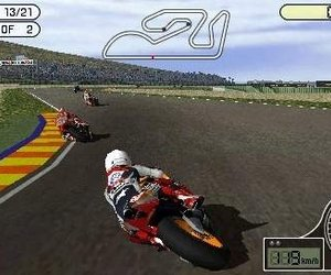 Moto GP Screenshots