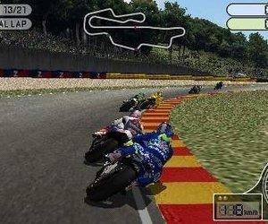 Moto GP Screenshots