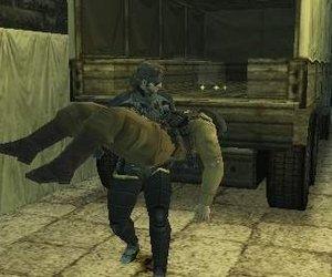 Metal Gear Solid: Portable Ops Screenshots