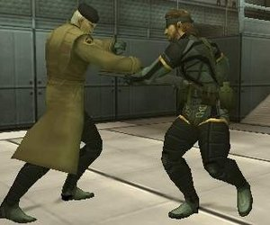 Metal Gear Solid: Portable Ops Chat