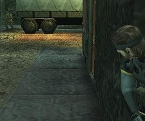Metal Gear Solid: Portable Ops Screenshots