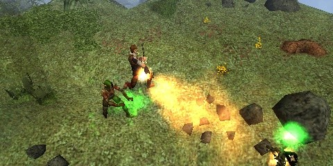 Dungeon Siege: Throne of Agony Chat