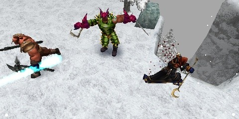 Dungeon Siege: Throne of Agony Screenshots