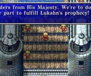 Final Fantasy Screenshots