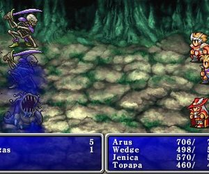Final Fantasy Videos