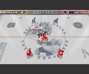 Gretzky NHL 2006 Screenshots