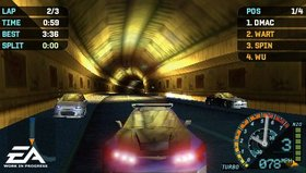Need for Speed Underground Rivals Screenshot from Shacknews