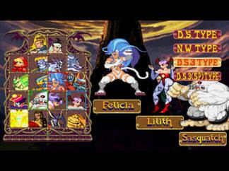 Darkstalkers Chronicle: The Chaos Tower Chat
