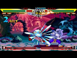 Darkstalkers Chronicle: The Chaos Tower Files