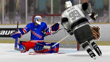 Gretzky NHL Screenshots
