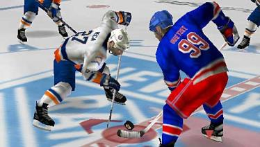 Gretzky NHL Screenshots