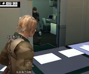 Metal Gear Acid Files