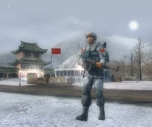 Mercenaries Screenshots