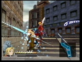 Fullmetal Alchemist and the Broken Angel Screenshot from Shacknews