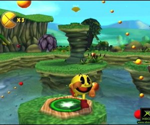 Pac-Man World 2 Screenshots