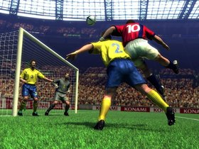World Soccer Winning Eleven 8 International Screenshot from Shacknews