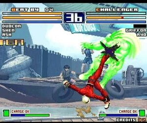 The King of Fighters 2002 & 2003 Screenshots